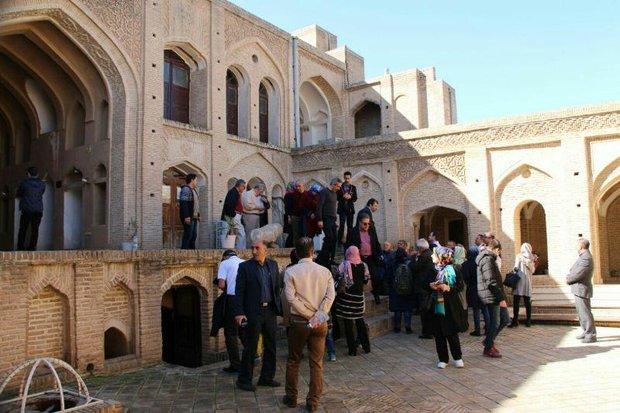 گردشگران خارجی در دزفول