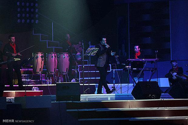 کنسرت امید جهان در جزیره کیش