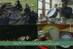 روایتی سیاه و نقرهای؛ هنرمندی روی بوم «سیاهچادر» و «ورشو»