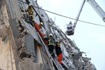زلزله تایوان بیش از ۲۵۰ نفر را به زیر آوار کشید