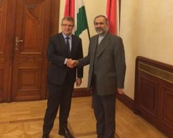 Iran, Hungary after banking cooperation