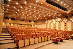 تکمیل پروژه سالن آمفی تئاتر ۸۰۰ نفری شهر بوشهر تسریع شود