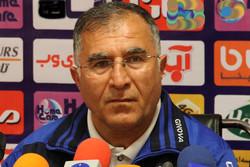 مجید جلالی سرمربی تیم فوتبال سایپا