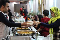 بازارچه خيريه غذای شهر اميد