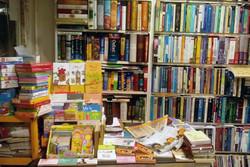 تولد چهل سالگی کتابفروشی جنگل گرگان
