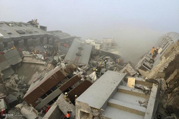 ایکواڈور میں زلزلے کے نتیجے میں 41 افراد ہلاک