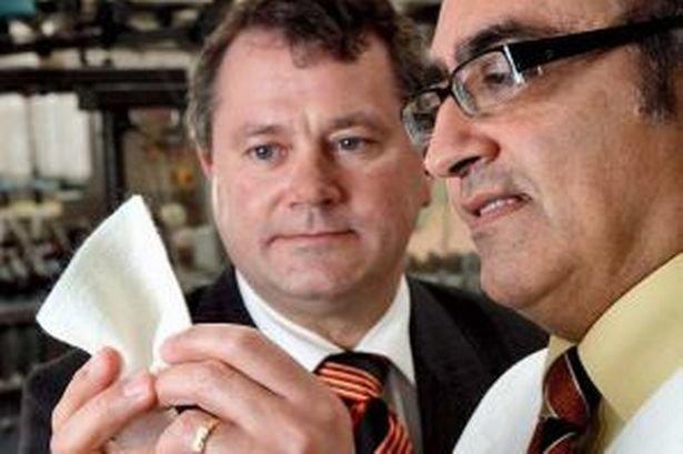 باحث ايراني ينتج ضماداً من قشرة السلطعون