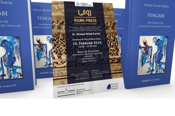 Germany to grant Rumi Award 2015 in Islamic Studies