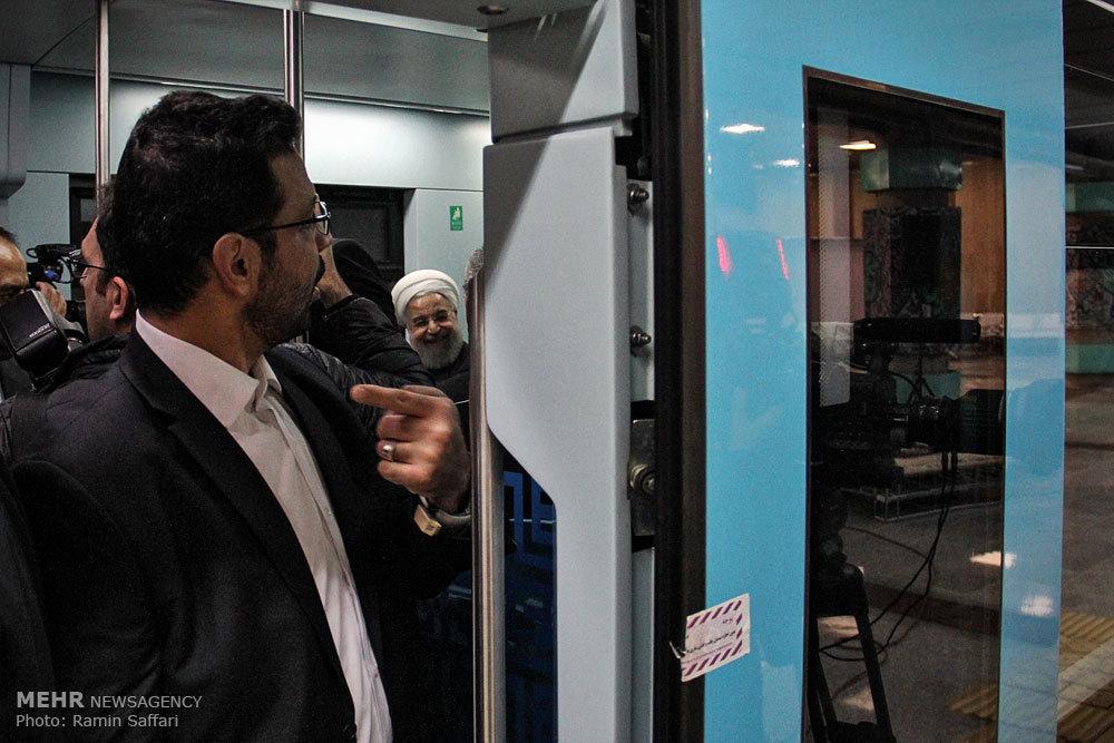 سفر رئیس جمهور به مشهد