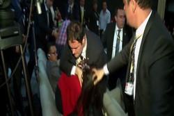 حمله گارد اردوغان در اکوادور