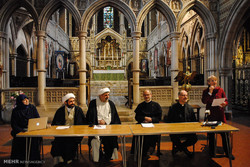 Islam, Christianity meeting at Church of St. Augustine
