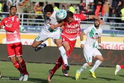 مشاهد من مباراة برسبوليس وذوب آهن اصفهان