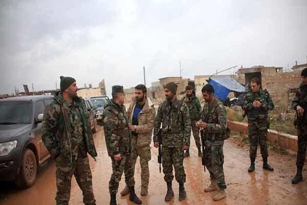 الجيش السوري يحرر مناطق جديدة في ريف حلب