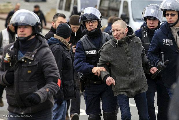 تظاهرات علیه مهاجران در اروپا و استرالیا