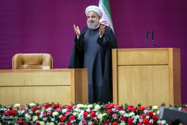 Ruhani nükleer programın etkin şahsiyetlerini anma töreninde konuştu