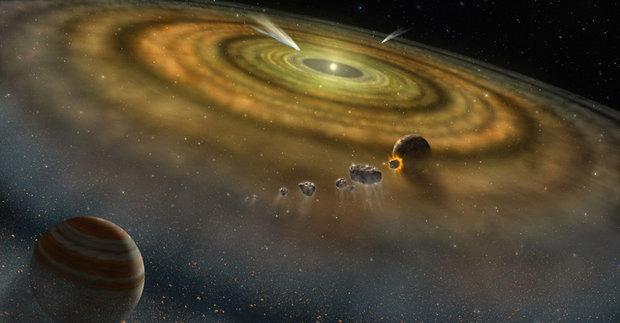 ناسا ۲۰۶۹ به منظومه «آلفا سنتوری» می رود