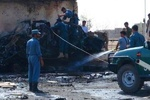 Bomb blast in Afghan province leaves 25 dead, injured