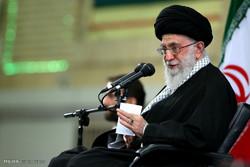 دیدار فرماندهان و کارکنان نیروی هوایی ارتش جمهوری اسلامی ایران با رهبر انقلاب