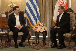 Cihangiri Yunanistan Başbakanı ile görüştü