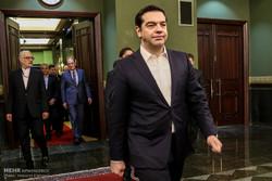 تمامی مسئولیت سیاسی آتش سوزی های یونان را می پذیرم