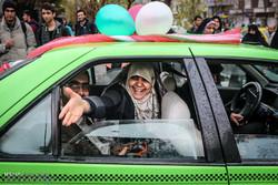 مراسم ازدواج ۲۰۰ زوج دانشجوی دانشگاه تهران