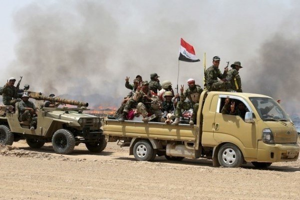 کرکوک  کے علاقہ البشیرمیں 40 وہابی دہشت گرد ہلاک