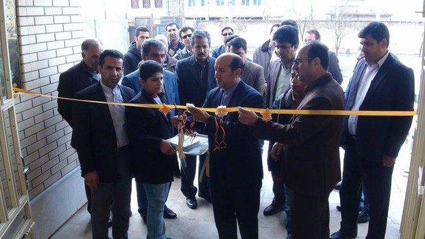 پژوهش سرای دانش آموزی «معلم شهيد» در شهرستان هرسين افتتاح شد
