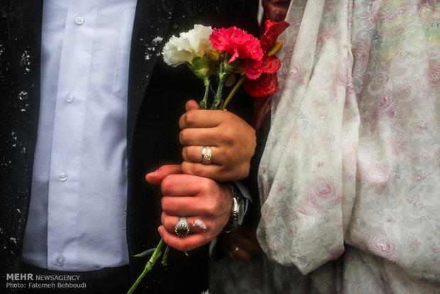 آغاز مرحله دوم نوزدهمین مراسم ازدواج دانشجویی از ۲۵ فروردین