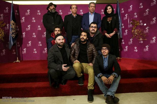 1992798 - عکس های هشتمین روز سی و چهارمین جشنواره فیلم فجر