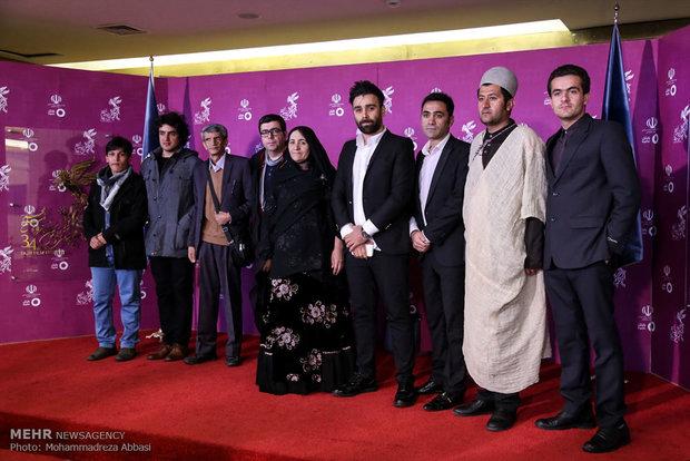 1992802 - عکس های هشتمین روز سی و چهارمین جشنواره فیلم فجر