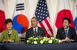 Japan, S Korea, US