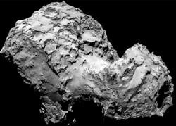 دنباله دار P۶۷ چیزی جز گرد و غبار و یخ نیست