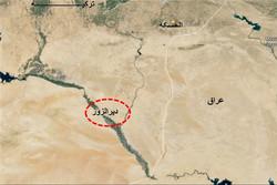 نظامیان وابسته به شیخ نشینها در حومه دیرالزور/  پاکسازی تلول الصفا از داعشیها