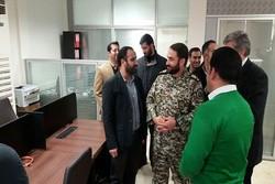 Tuğgeneral İsmaili, MHA'yı ziyaret etti