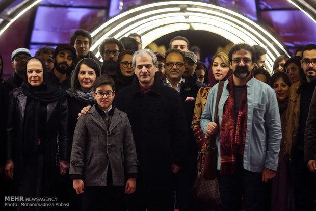 1993088 - عکس های هشتمین روز سی و چهارمین جشنواره فیلم فجر