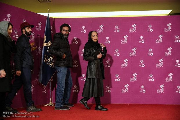 1993162 - عکس های هشتمین روز سی و چهارمین جشنواره فیلم فجر