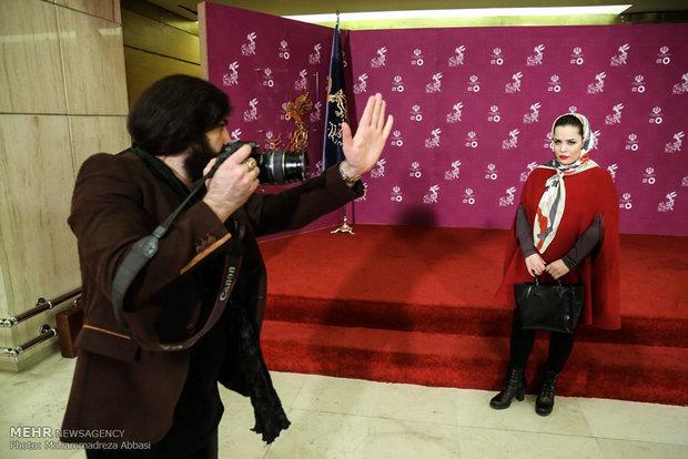 1993163 - عکس های هشتمین روز سی و چهارمین جشنواره فیلم فجر