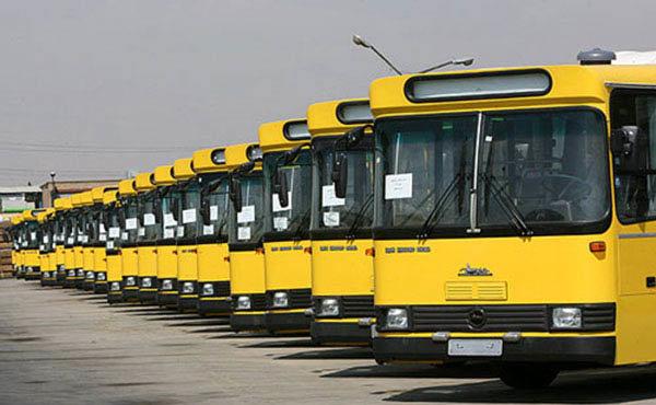 بجنورد با کمبود اتوبوس درون شهری مواجه است