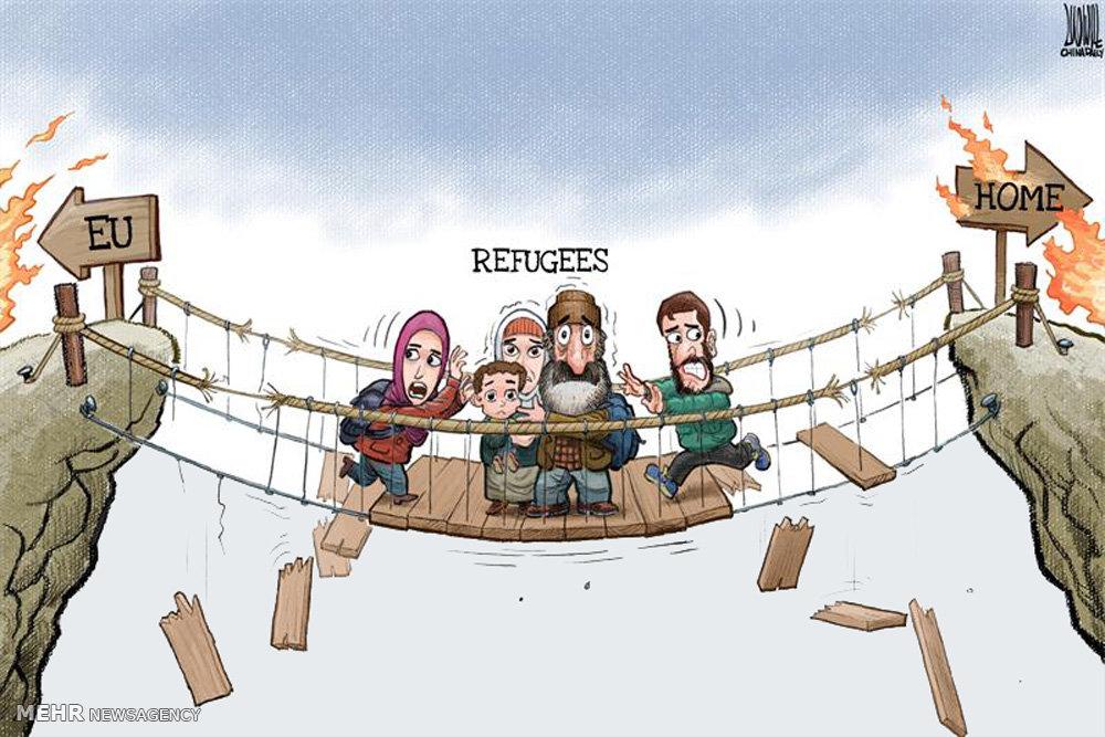 Mültecilerin kaderi