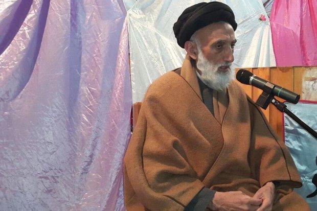کراپشده - آیت الله موسوی اصفهانی