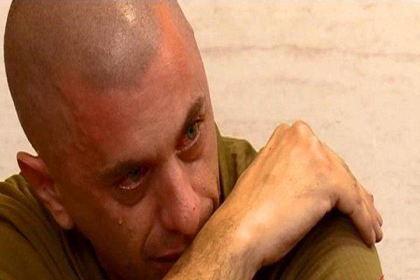 Amerikan asker ağlıyor/Video