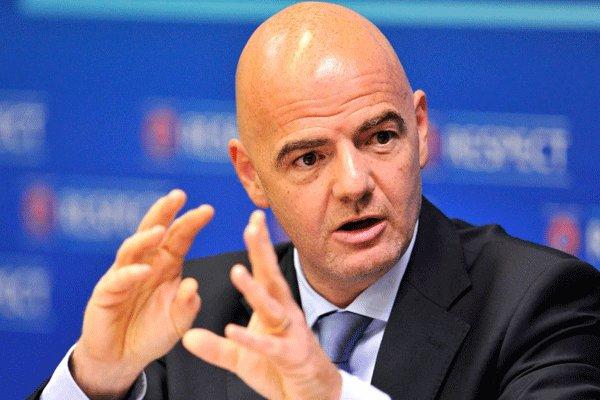 إنفانتينو يتوقع تأجيل كأس العالم للأندية المقررة في قطر