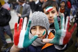 İran genelinde 11 Şubat Yürüyüşleri