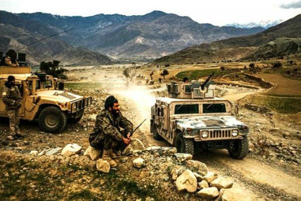 القوات الافغانية تصد طالبان في قندوز في مستهل هجوم الربيع