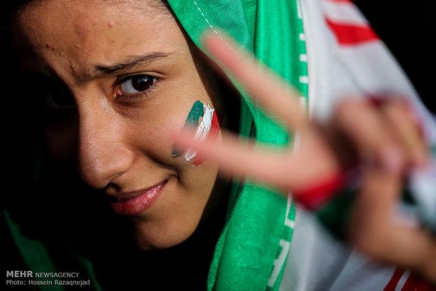 مراسم راهپیمایی یوم الله 22 بهمن
