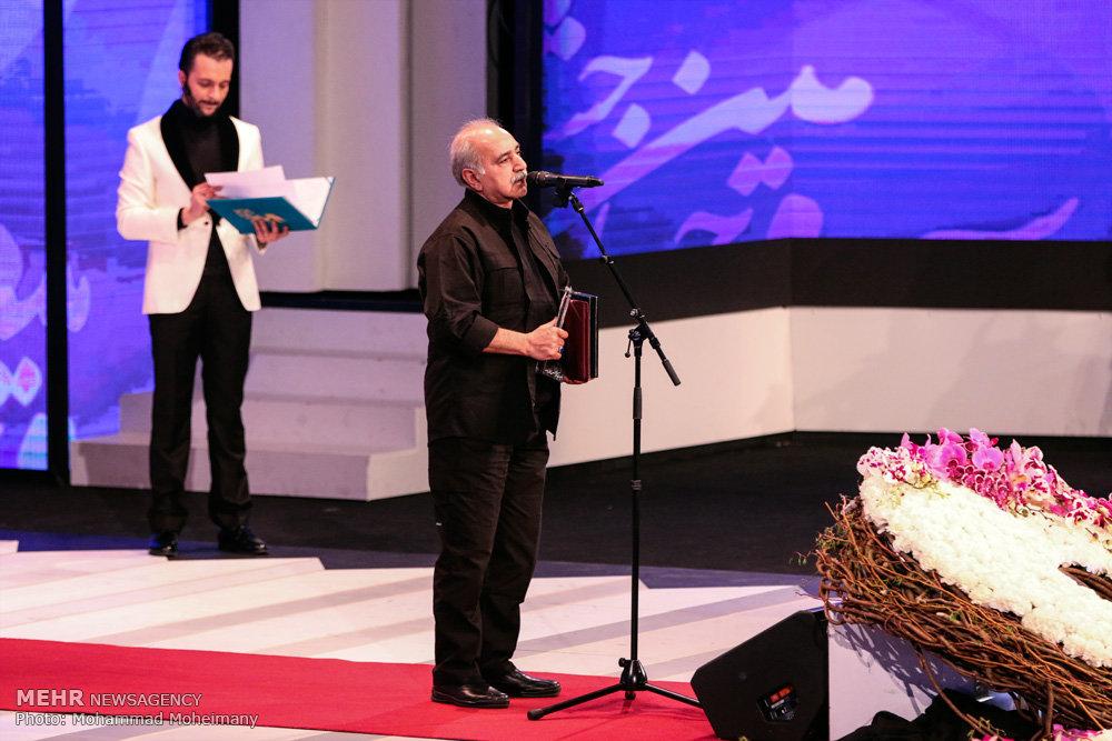 مراسم اختتامیه سی و چهارمین جشنواره فیلم فجر