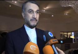 لقاء أمير عبداللهيان بنظيره الروسي
