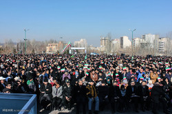 همایش پیادهروی خانوادگی در تبریز