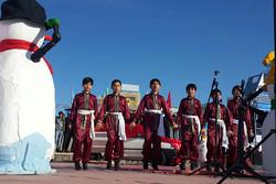 میزان استقبال از جشنواره زمستانی سرعین رصد میشود