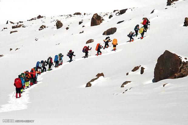 قابلیت صعودهای حرفهای کوه «سبلان» در سطح جهانی معرفی شود
